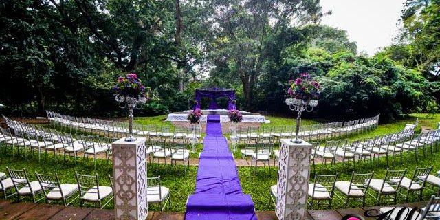Botanical Garden Wedding Venue
